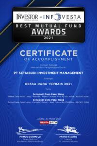 BMF21_300321_Piagam_Jenis Pasar Uang_PT Setiabudi Investment Management